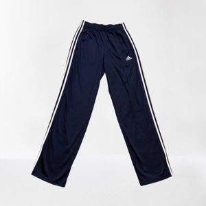 Adidas Navy Sweatpants with Pockets Men's Small
